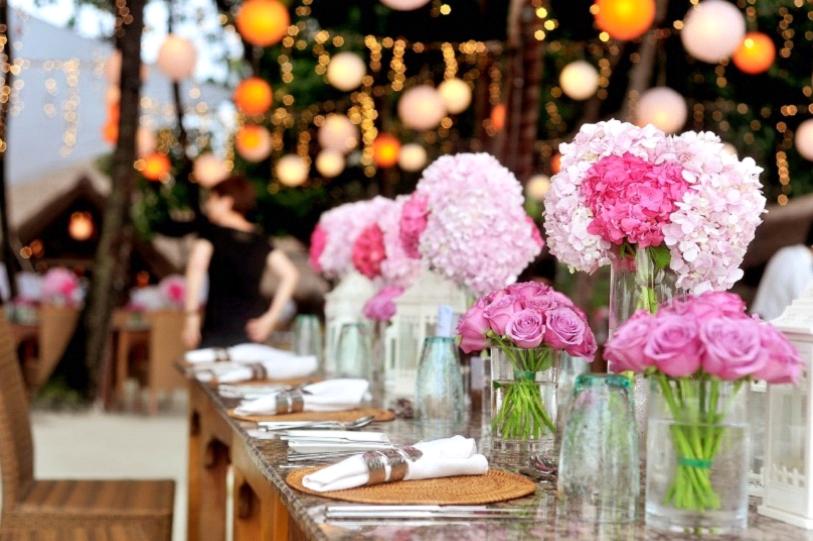 Das Farbkonzept Fur Die Hochzeit Inspiration Tipps
